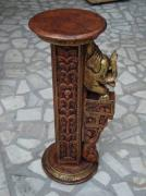 Antique Wooden Table Stand