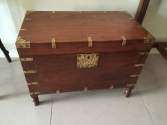 Antique Wooden Box Available