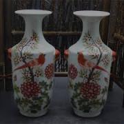2 Antique Flower Vase In Same Design Available