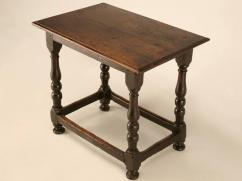 Antique Table In Very Good Condition Available