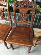 Antique Chairs For Dining Area