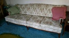 Antique Sofa In Very Rarely Used Condition