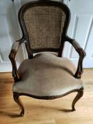 Wooden Antique Chair Available