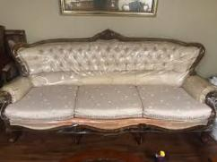 Antique Sofa Set In Very Excellent Condition Available