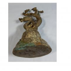 Antique Chinese Bronze Statue Available
