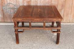 Antique Solid Wood Table Available