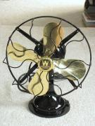 Antique Table Fan In Working Condition Available