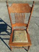 Antique Chair In Excellent Condition Available