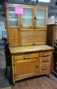 Antique TV Cabinet Available