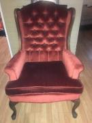 Used Antique Chair In Good Condition
