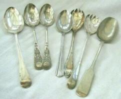 Antique Spoons In Best Price