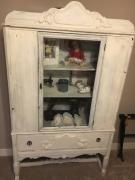 Solid Wooden antique cabinet
