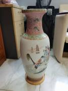 Antique Vase for flowers available