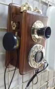 Antique and vintage Mini wall Telephone working