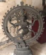 Antique Natraj Made from ashtadhatu