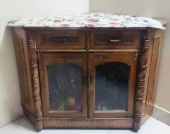 Antique TV , Mandir corner unit