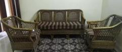 Hand crafted sofa 5 seater