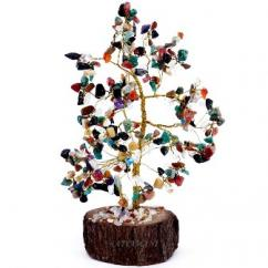 Satyamani Multi Wide Crystal Tree for Seven Chakra