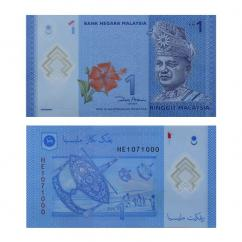 Buy 1 Malaysian Ringgit Note Online to Enhance Your Collection