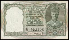 Complete Online Catalogue and History of British India Notes