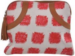 Handmade Canvas Fancy Tablet Bag