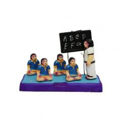 School Set Golu Doll