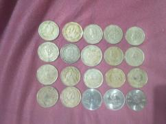 I  want to sell my ALL indian 2 Rs coins (20 coins)