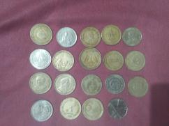 I want to sell my ALL 1 Rs indian coins (more than 19 coins)