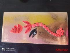 Pack of 60 Envelope Rich Golden Color manufacturer Aadhi Creation