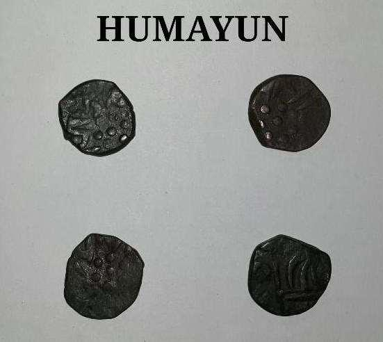 Ancient Mughal Coins