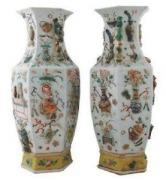 Flower Vase With Superb Print