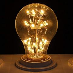 Beautiful Antique Bulb For Indoor Lightning Available
