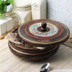 Discount on Wooden Casserole