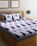 Cotton Double king-size Bedsheets