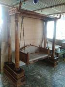 Wooden jhulha swing in low price