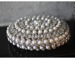 Pearl & Crystals Box