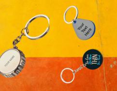 Largest customized keychain