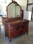Dressing Table With Cabinet Available