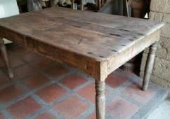 Wooden Antique Table Available