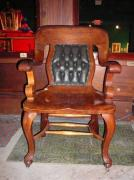 Antique Wooden Chair Available