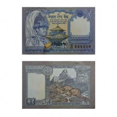 Buy Nepalese 1 Rupee Note Just for Rs 100