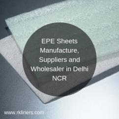 EPE Sheets Manufacture, Suppliers and Wholesaler in Delhi NCR