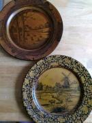 Antique Plates In Different Designs