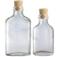 Used Antique Glass Jar