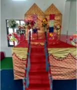 Wedding rotational stage