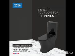 The Complete Bathroom Solution by TOYO Sanitarywares