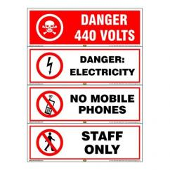 If you need any customized safety Signs for office or shops or for building
