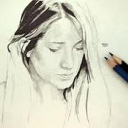 Lovely Pencil Portrait In Affordable Price