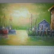 Oil Painting On Canvas Available