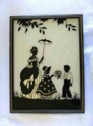 Antique Glass Painting In Affordable Pricing Available
